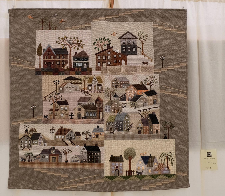 Maisons d'Ailleurs - Jocelyne Leruth