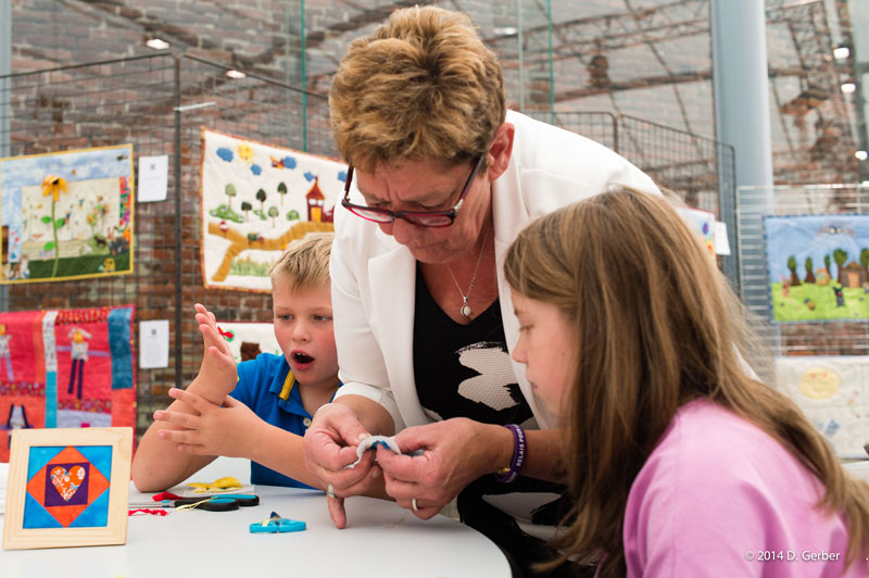 les workshops pour les jeunes