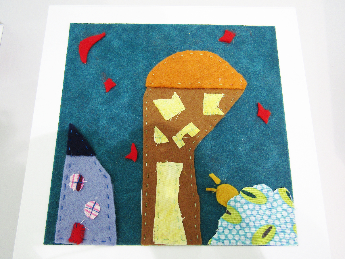 Kids Saturday National Patchwork Happening