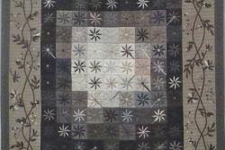 7. Nr. 130 - Flower Field - 150cm x 140cm - Frieda Van Sand - Herentals - Antwerpen - 46 p.