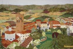 3. San Miniato, Toscane – Nicole Glorie / Antwerpen