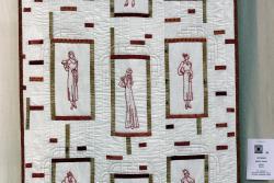 19    n°  24    72    France Marcus, France, Les dames, 83 cm x 142 cm
