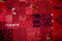3.  Vandaag is rood  - Vicky Engelen, Kuringen (Antwerpen) Detail