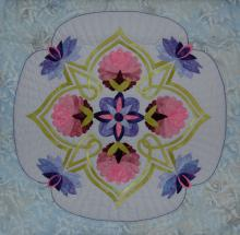 9. Nr.44 - Mandala 6 - Sylvianne Feron (27 p)