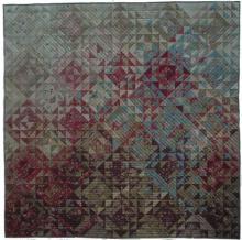 8. Nr. 33 - Nostalgie - 200cm x 200cm - Madeleine Linden - Limburg - 53 p.