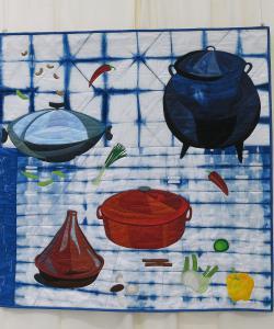 What's Cooking? Annick Dieltjens
